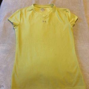 Under Armour Lemon Compression Shirt